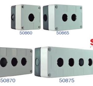 cajas para pulsadores spk